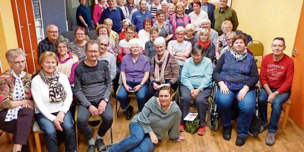 Jahrestreffen 2019 der Aktiven in 65 Suhler Selbsthilfegruppen