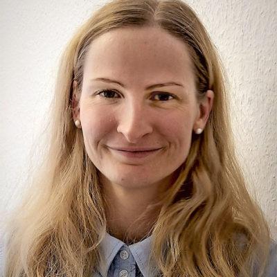 Dana Kauffmann . Sozial- und Gleichstellungsbüro der Stadt Suhl . Behindertenbeauftragte