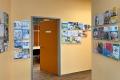 Eingangsbereich im Sozialen Zentrum Suhl im CCS (Foto: Manuela Hahnebach)