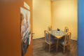 Kleiner Gruppenraum 1 im Sozialen Zentrum Suhl im CCS (Foto: Andreas Kuhrt)
