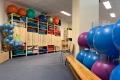 Sportraum im Sozialen Zentrum Suhl im CCS (Foto: Manuela Hahnebach)