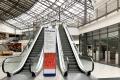 Rolltreppe im Atrium im Congress Centrum Suhl (Foto: Manuela Hahnebach)
